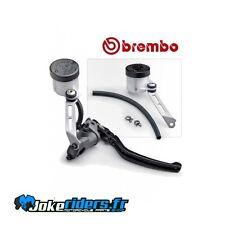 Bocal BREMBO 45ml avec support, durite, et collier REF: 110A26385 - Coté FREIN