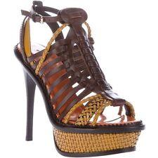 Burberry Platform Sandals 36