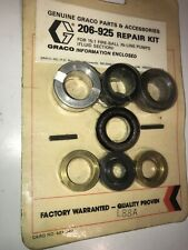 New listing Nos Graco Genuine Repair Kit 206-925 Parts 15:1 Fire-ball In Line Pumps New