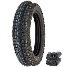 IRC GP-1 Dual Sport Tire Set - Honda CR500R XR250/400/600/650R - Tires & Tubes