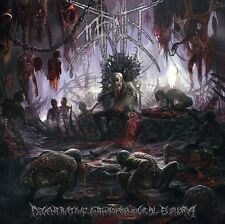 Putridity - Degenerating Anthropophagical Euphoria [New CD]