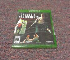 Sherlock Holmes Crimes & Punishments (Microsoft Xbox One, 2014)