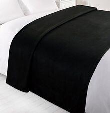 Dreamscene Couverture Couvre-lit Noir