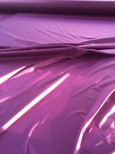 "5 MTS 64"" WIDE PURPLE NON RIPSTOP WATERPROOF WINDPROOF PERTEX  FABRIC"