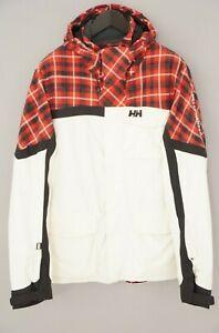 Women Helly Hansen Jacket Skiing Snowboarding Breathable  Waterproof L XIK487