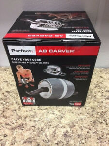 Perfect Fitness AB Carver Roller for Core Workouts - BUY MORE THAN 1 & SAVE 15%!