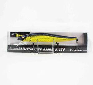 Megabass Vision 110 Oneten Regular Slow Floating Lure C Kinkuro (4496)