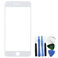 Front Glass Lens Screen White + Tools Replacement Part Repair for iPhone 6 Plus