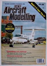 November Scale Aircraft Modelling Craft Magazines in English