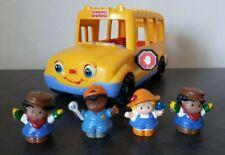 Bus fisher price school bus 1998