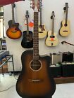 Chitarra D'Angelico acustica amplificata PREMIER BOWERY LS AGED MAHOGANY for sale