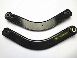 PAIR NEW REAR UPPER CONTROL ARMS FOR HOLDEN VECTRA 2002-2008 SAAB 9-3 2002-ON