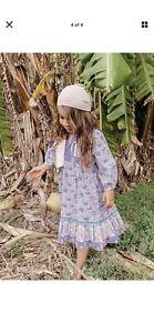 Spell Little Gypsies Poinciana Boho Gown BNWT