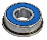 F606 2RS Stainless Steel Flanged Miniature Bearing 6mm X 17mm X 6mm