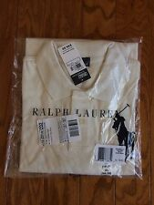 NWT Polo Ralph Lauren Youth Creme BIG PONY Long Sleeve Polo Shirt XL Everyday