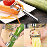 Stainless Steel Cutter Peeler Graters Slicer Vegetable Fruit Kitchen Gadgets New