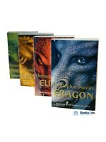 Christopher Paolini The Inheritance Cycle Series 4 Books Set Collection