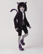 Bjd Doll 1/4 Cheshire Cat free eyes+face make up+body blushing - animal body