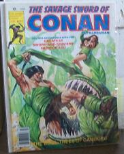 Savage Sword Of Conan Magazine #42 Fine+ (1st series 1974)