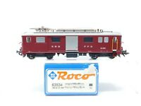 HO Scale Roco 63534 SBB Swiss Federal De 4/4 1665 Electric Locomotive