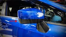 2015 2016 Subaru WRX / STI 3D Carbon Fiber Mirror Overlay (Pair)