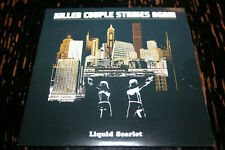 LIQUID SCARLET Killer couple strikes again !!! MAXI CD 5 TRACKS PAPERSLAVE