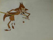 Rare Count Chocula Animation Cel 1980's Playing Pool