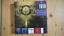 Toto - Original Album Classic 5 CD Box-Set
