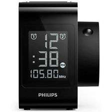 Relojes y despertadores negros Philips