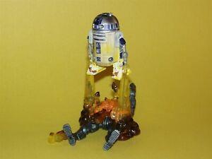 Star Wars TAC ROTS R2-D2 & Super Battle Droid Loose