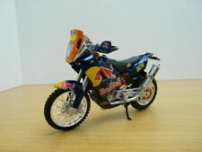 MOTO KTM 450 Winner RALLYE PARIS DAKAR 2013 n°1 Cyril DESPRES 1/18