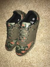 NEW DADA SUPREME SHOES IN CAMO OLIVE size 8.5 US, 41.5 EUR!!!!!!