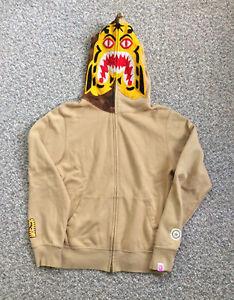 OG Bathing Ape Tiger Hoodie - Bape Milo