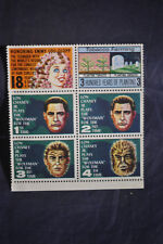 Mad Magazine Poster Stamps Block of 6!