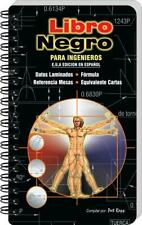 Engineers Black Book, in Spanish
