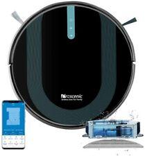 Proscenic 850P Alexa Robot Aspirapolvere Lavapavimenti Serbatoio Acqua Elettrico