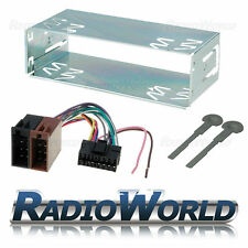 Sony Car Stereo Radio Fitting Kit Cage Removal Keys ISO Lead Harness Wiring