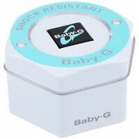 Casio BABY-G  Tin Can Box Presentation Case Store Display Box BABY G SHOCK