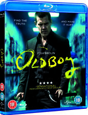 Old Boy Blu-Ray |  (Josh Brolin) (Spike Lee) (2013)