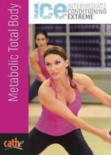 CATHE FRIEDRICH ICE SERIES METABOLIC TOTAL BODY DVD WORKOUT NEW SEALED