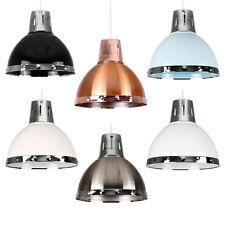Vintage Loft Style Metal Ceiling Pendant Light Shades Lampshade Lamp