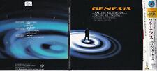 Genesis -...Calling All Stations...- CD Japan Pressung, Virgin near mint