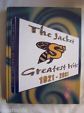 2001 STEPHENVILLE  HIGH SCHOOL YEARBOOK STEPHENVILLE, TEXAS UNMARKED!!!