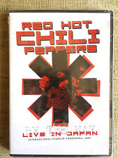 Red Hot Chili Peppers – By The Way (Live In Yokohama 2004 -  DVD SIGILLATO