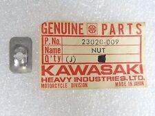 Kawasaki NOS NEW  23020-009 Lens Unit Fitting Nut H1 H2 W1 W2 S2 A1 A7  1966-76