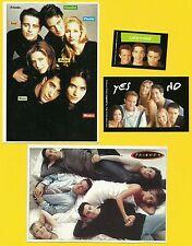FRIENDS TV Series Fab Card Collection Jennifer Aniston Matthew Perry Lisa Kudrow