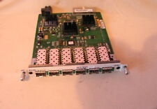Juniper Jxu-6ge-sfp 6x1000 Sfp Upim Gigabit Card For J-series / Ssg