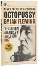Ian Lancaster FLEMING / Octopussy First Edition