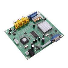 Relay Module Board CGA/EGA/YUV/RGB To VGA Video Converter for CRT LCD PDP R5J2