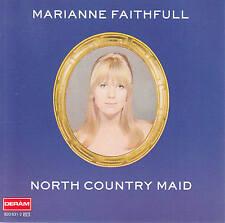 MARIANNE FAITHFUL - North Country Maid ★ CD Album *DERAM *Rar